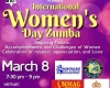 International women's day celebrations @NJ